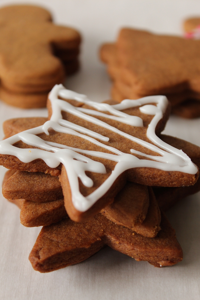 Gingerbread Cut Out Cookies