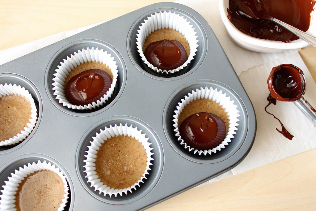 Peanut-free Butter Cups