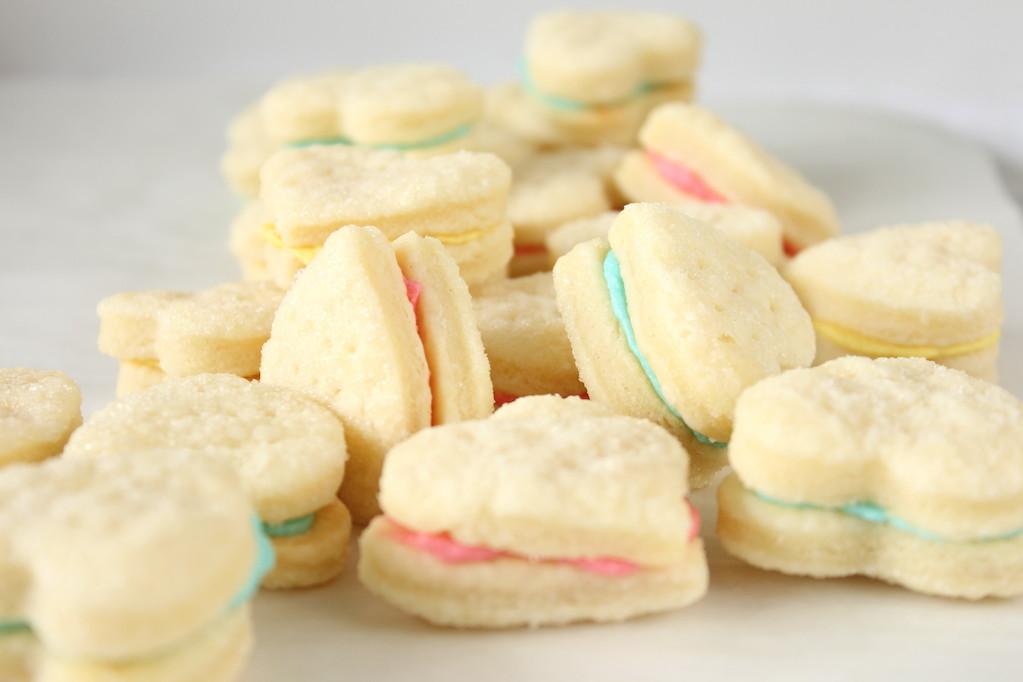 Cream Wafers