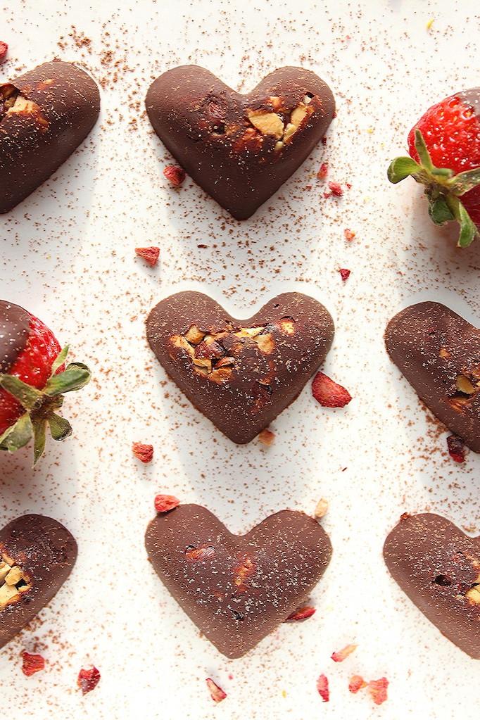 Raw Vegan Chocolates